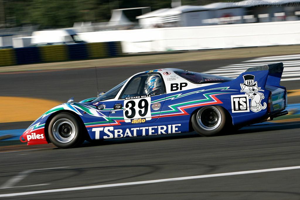 WM P76    - 2008 Le Mans Classic