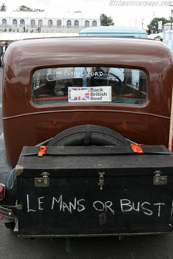 Welcome To Le Mans    - 2008 Le Mans Classic