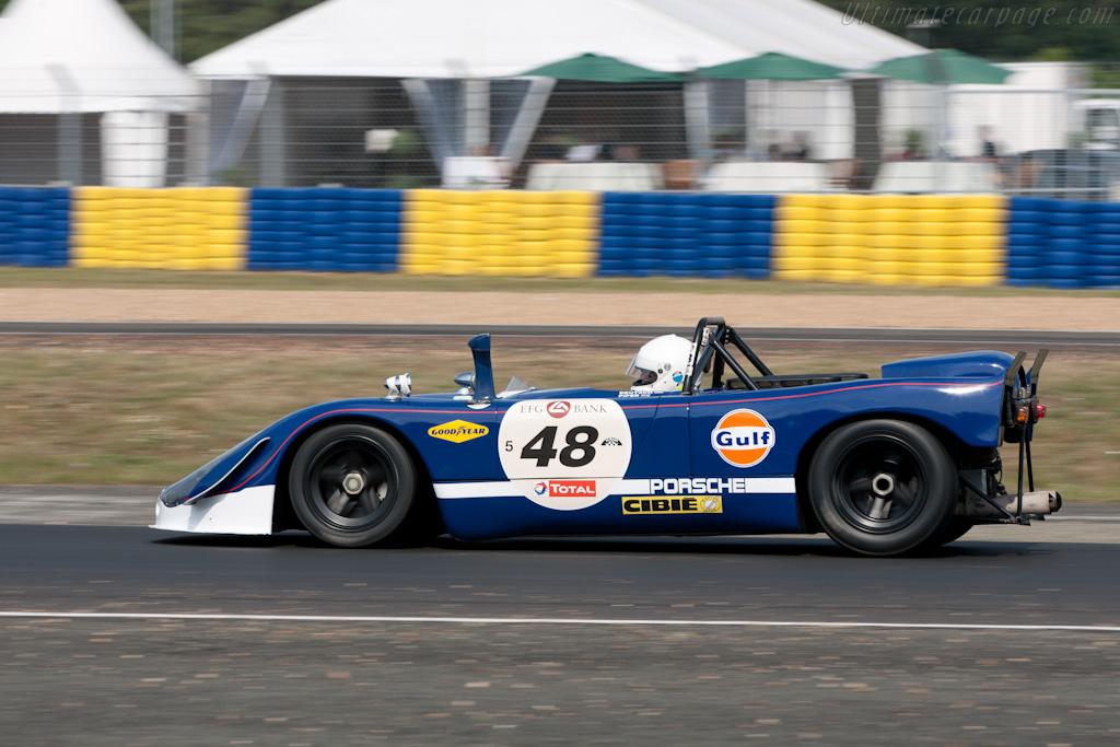 Porsche 908 2 2010 Le Mans Classic