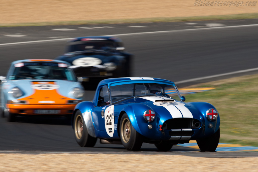 AC Shelby Cobra - Chassis: COX6013   - 2010 Le Mans Classic