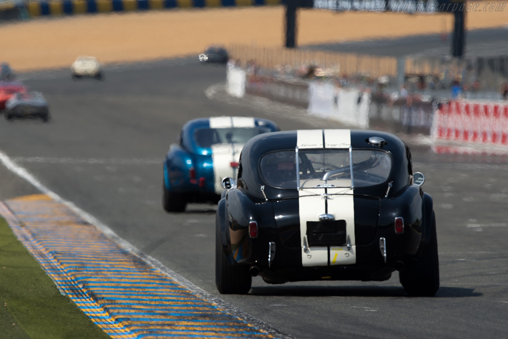 AC Shelby Cobra    - 2010 Le Mans Classic