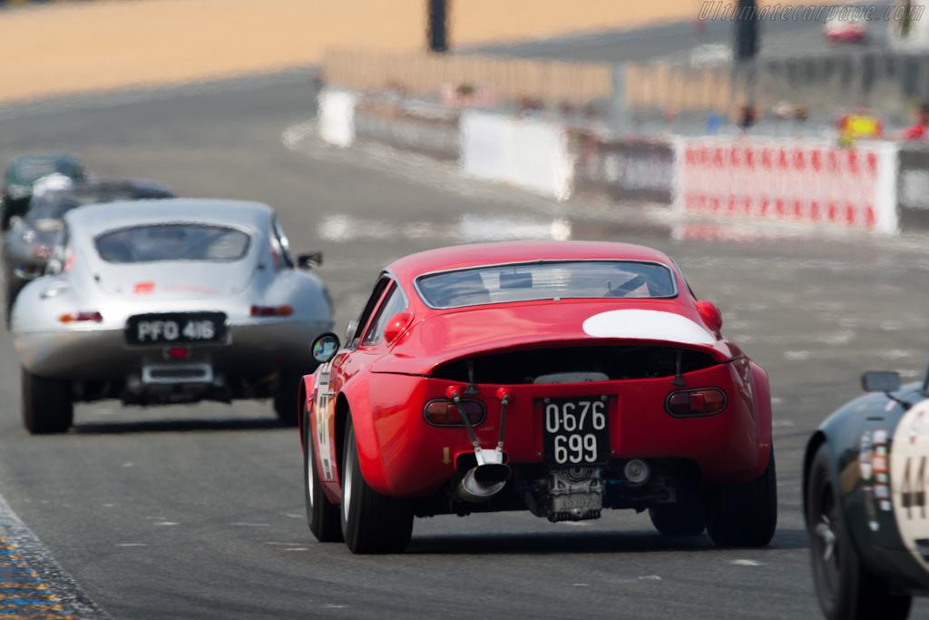 Abarth Simca 1300 2010 Le Mans Classic