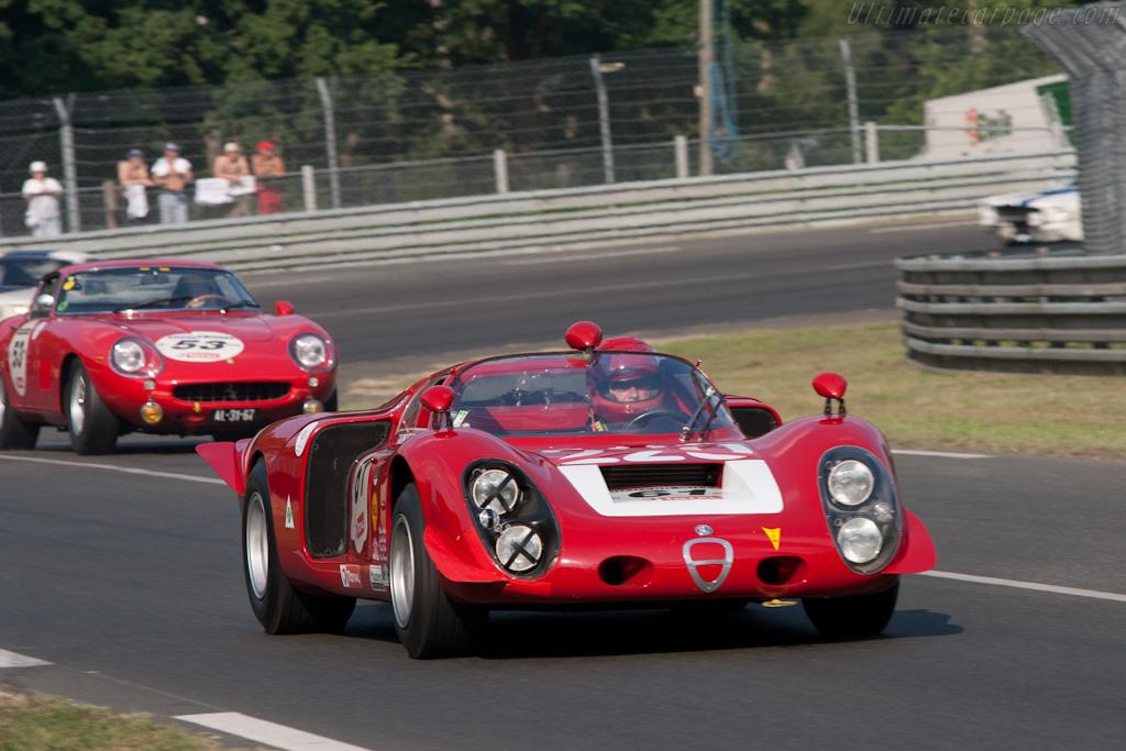 Alfa Romeo 33/2 Daytona Coupe  - Chassis: 75033.015   - 2010 Le Mans Classic