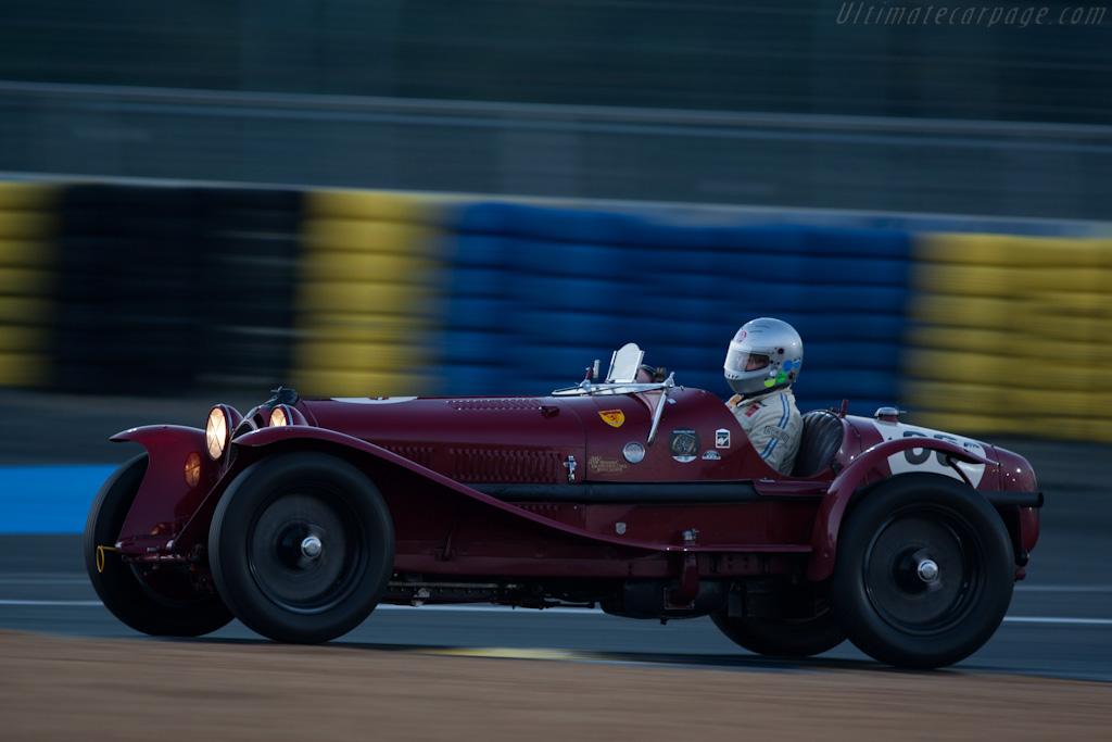Alfa Romeo 8C 2300 Monza    - 2010 Le Mans Classic