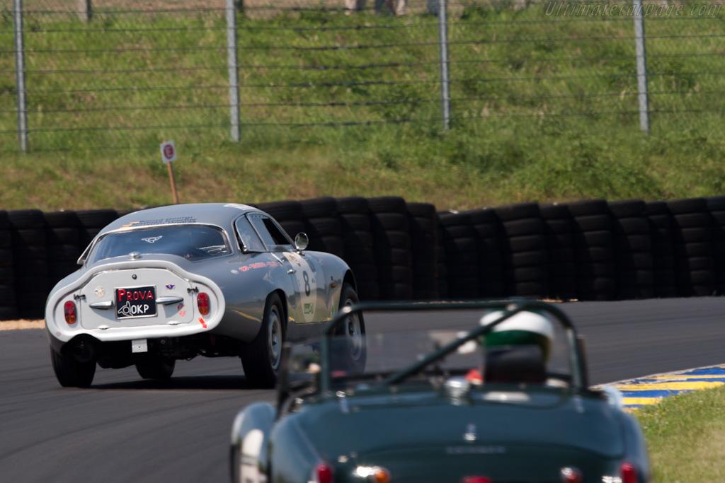 Alfa Romeo Giulietta SZT - Chassis: AR10126 00185   - 2010 Le Mans Classic