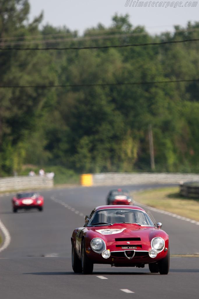 Alfa Romeo TZ - Chassis: AR750085   - 2010 Le Mans Classic