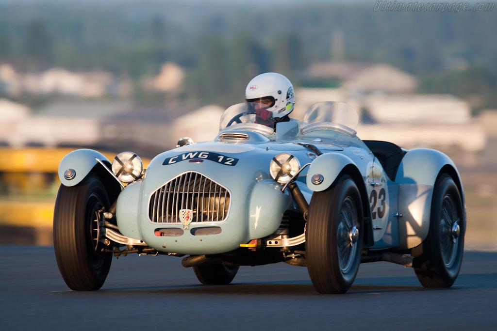 Allard J2    - 2010 Le Mans Classic
