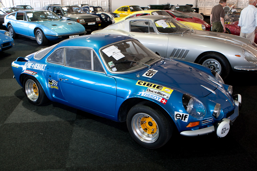 Alpine A110 Group 4 - Chassis: 17266   - 2010 Le Mans Classic