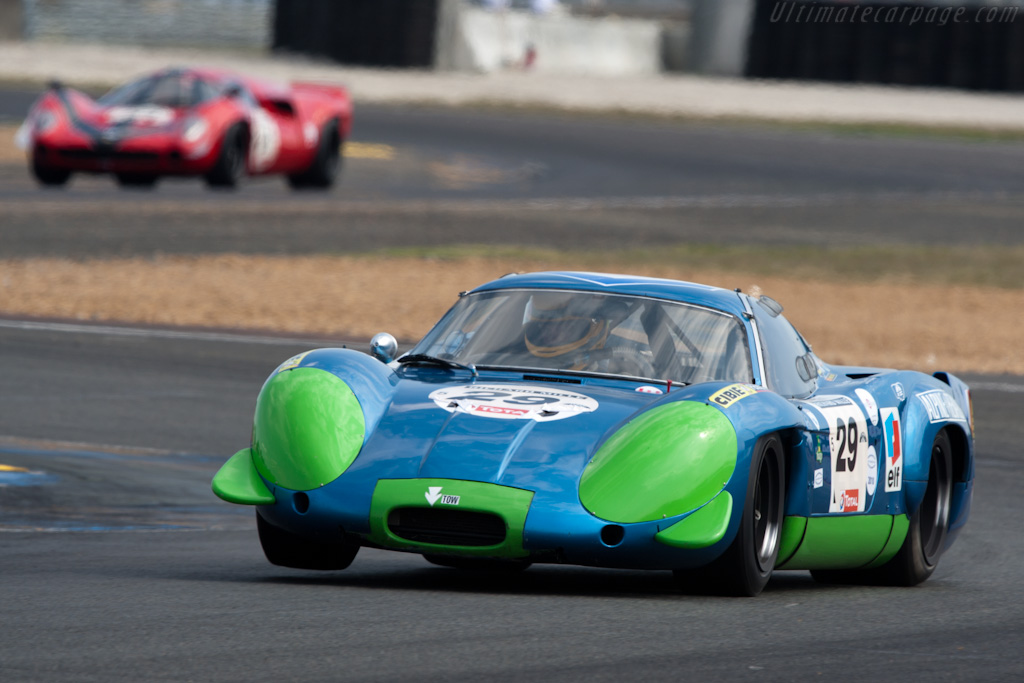 Alpine A220 - Chassis: 1736   - 2010 Le Mans Classic