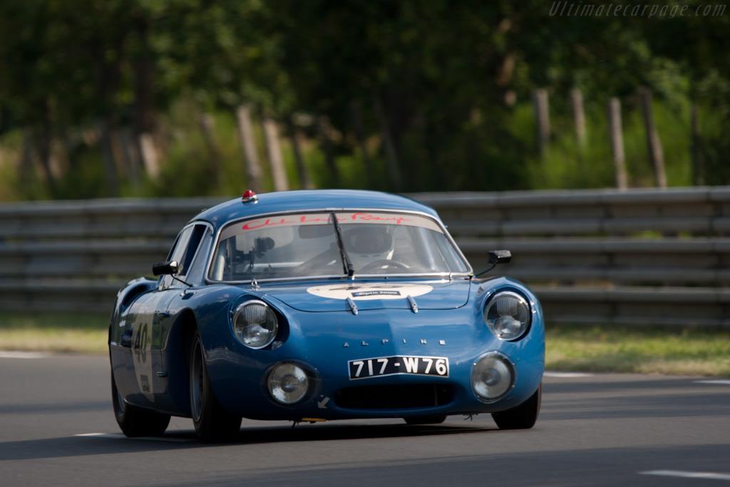 Alpine M63    - 2010 Le Mans Classic
