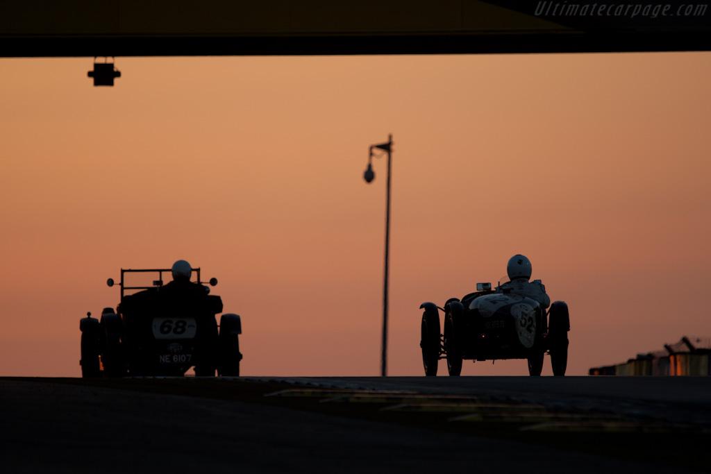 Amilcar C6    - 2010 Le Mans Classic