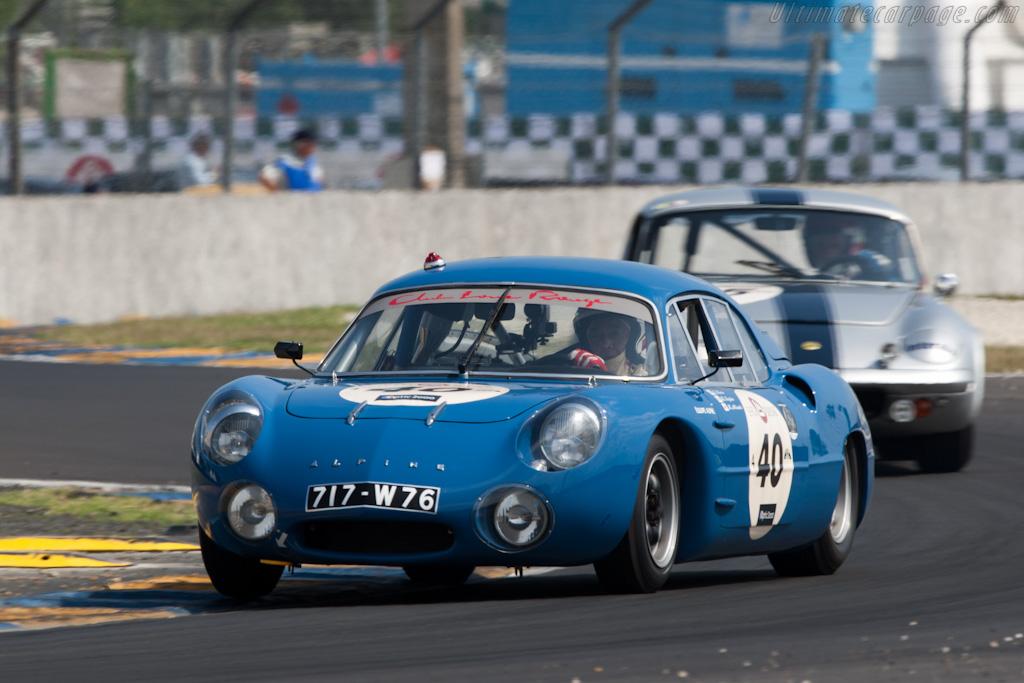 Apine M63    - 2010 Le Mans Classic