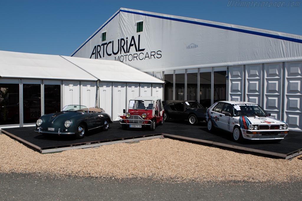 Artcurial Motorcars Auction    - 2010 Le Mans Classic