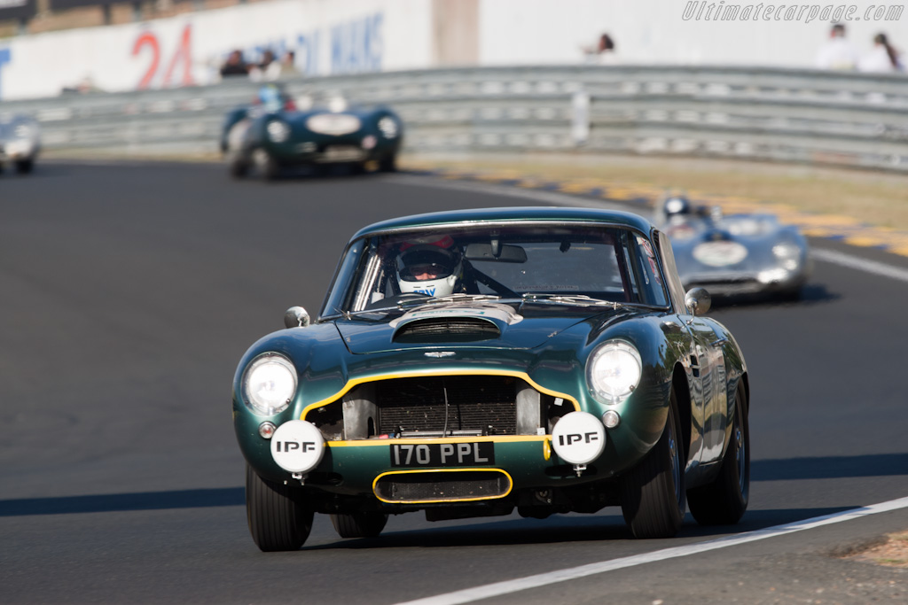 Aston Martin DB4 GT - Chassis: DB4GT/0110/R  - 2010 Le Mans Classic