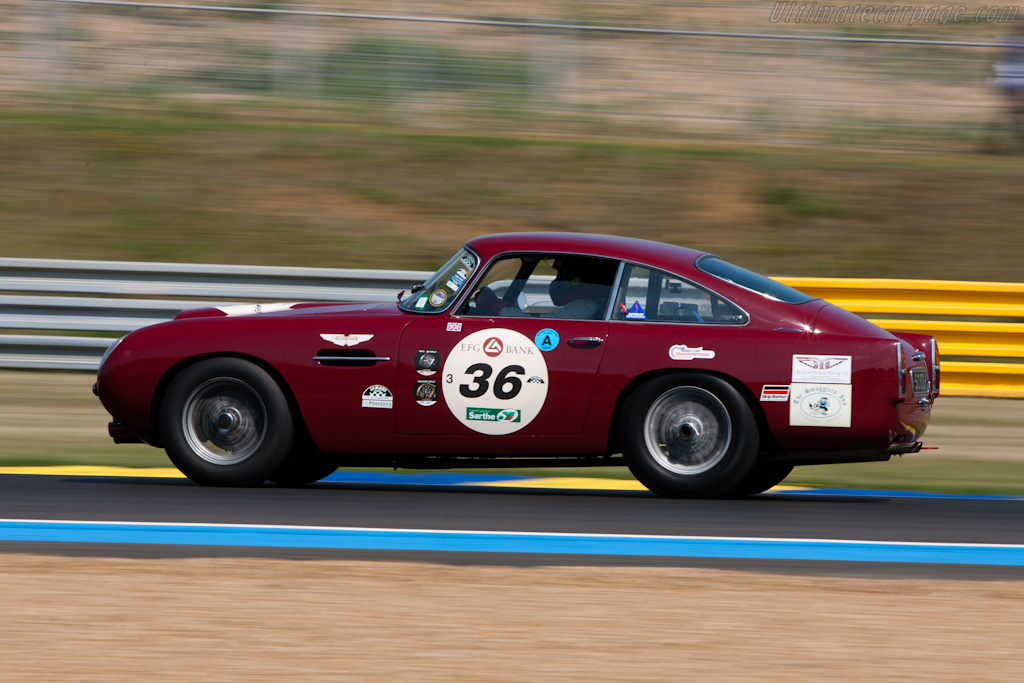 Aston Martin DB4 GT - Chassis: DB4GT/0109/R   - 2010 Le Mans Classic
