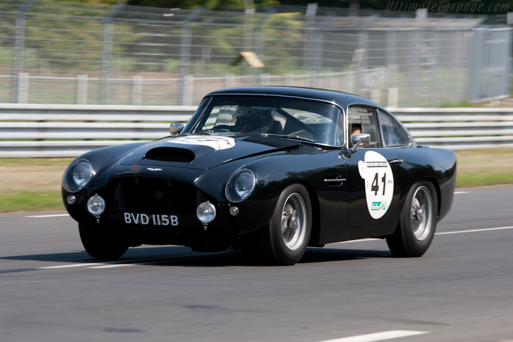 Aston Martin DB4 GT - Chassis: DB4GT/0137/R   - 2010 Le Mans Classic