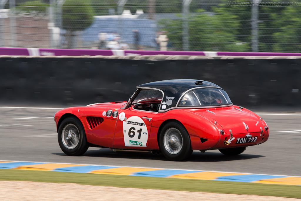 Austin Healey 100/6    - 2010 Le Mans Classic