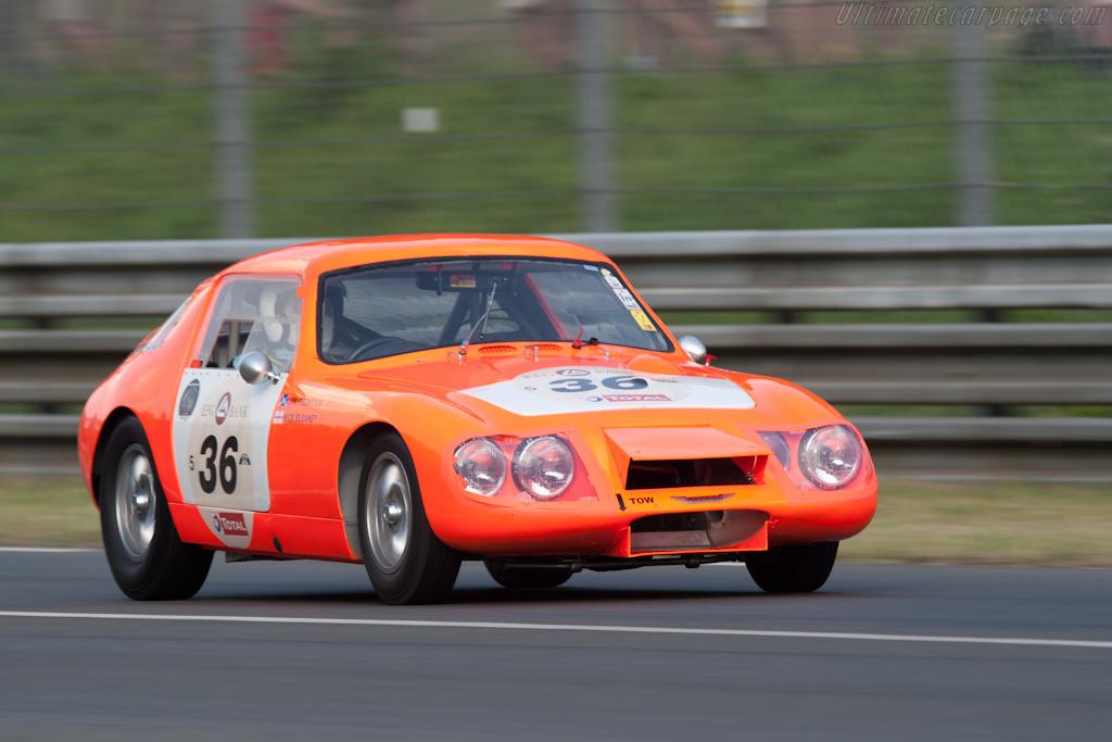 Austin Healey Sprite Le Mans - Chassis: HAN8/R/143   - 2010 Le Mans Classic