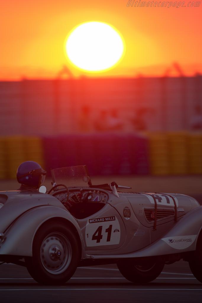 BMW 328    - 2010 Le Mans Classic