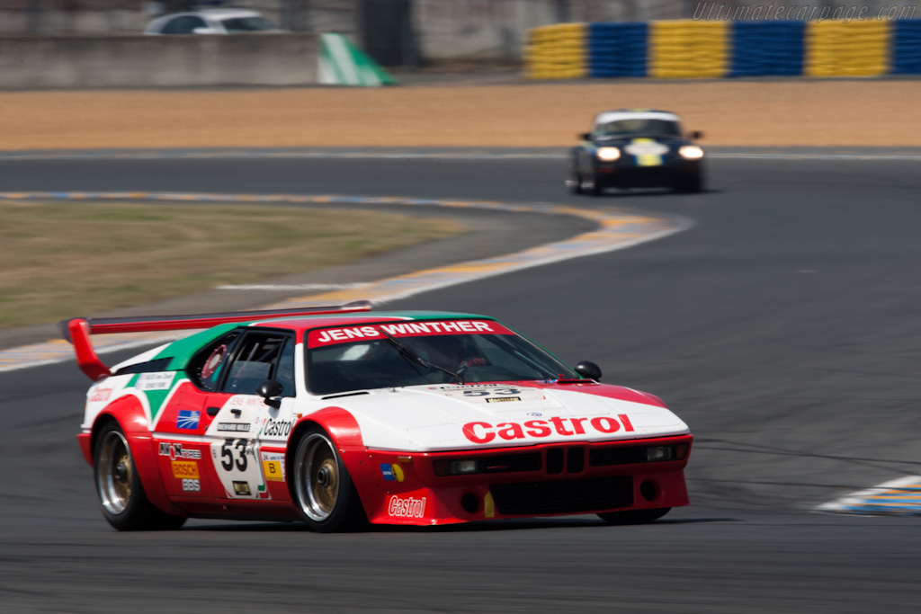 BMW M1 Group IV - Chassis: 4301026  - 2010 Le Mans Classic