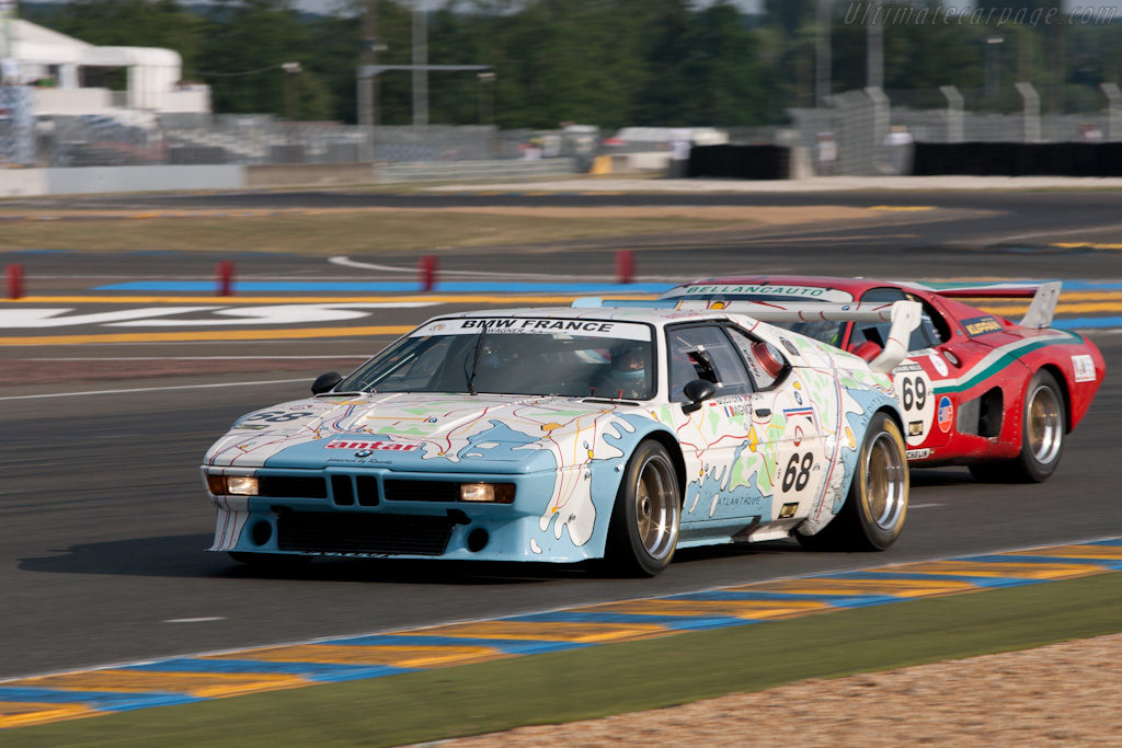 BMW M1 Group IV - Chassis: 4301245   - 2010 Le Mans Classic