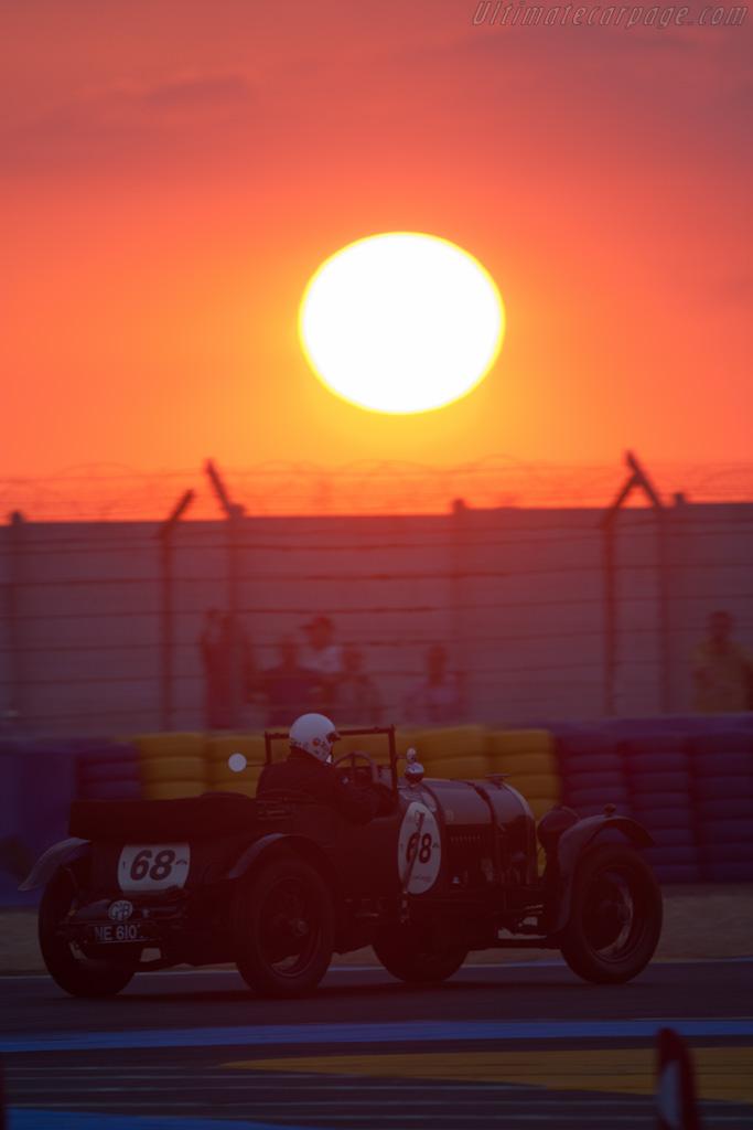Bentley 3 Litre    - 2010 Le Mans Classic