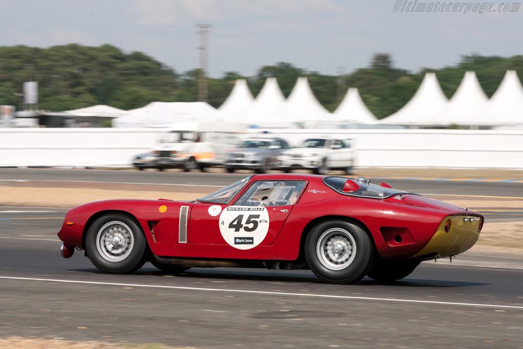 Bizzarrini 5300 GT - Chassis: BA4 0106   - 2010 Le Mans Classic