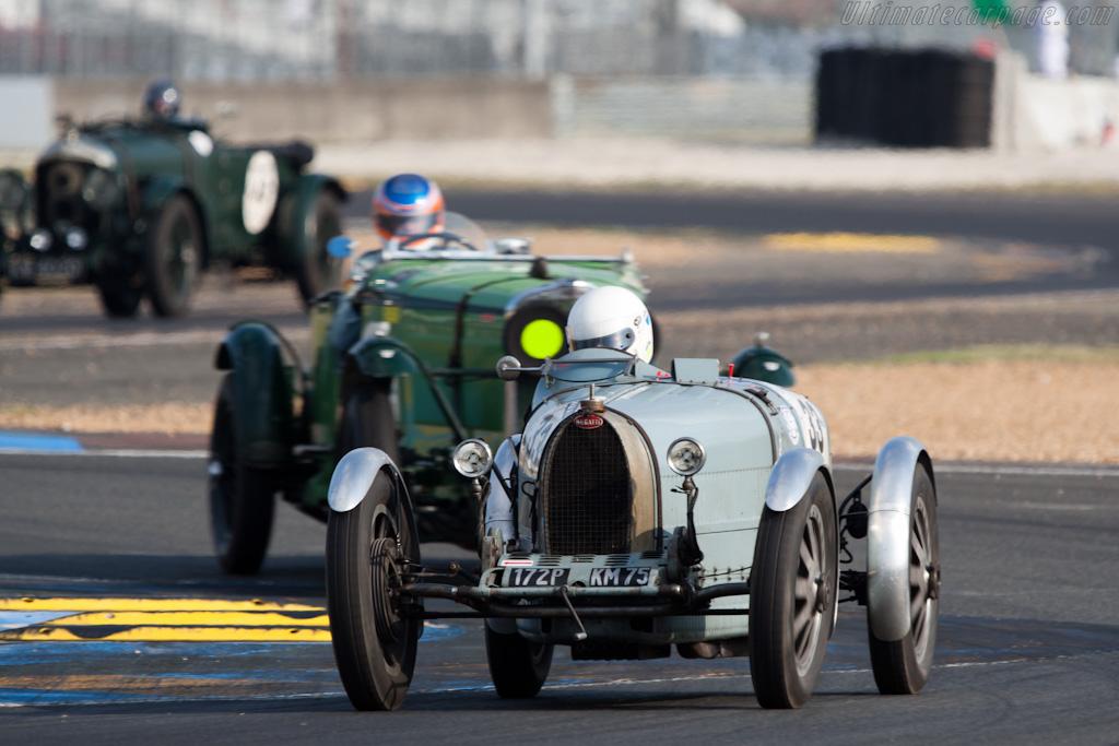 Bugatti Type 35    - 2010 Le Mans Classic