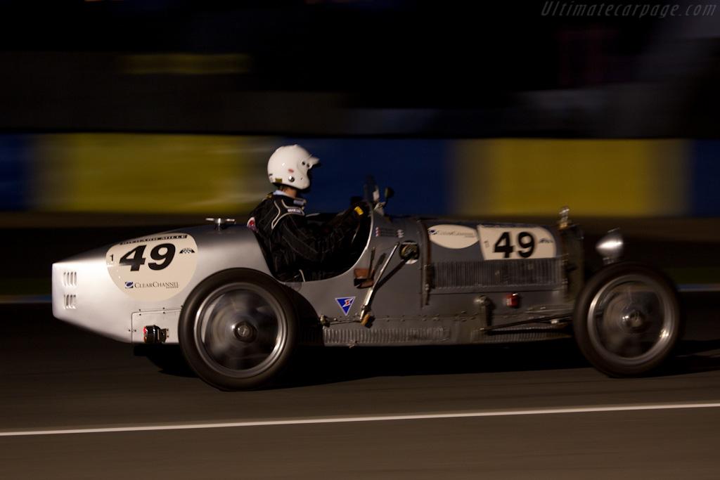 Bugatti Type 35A    - 2010 Le Mans Classic