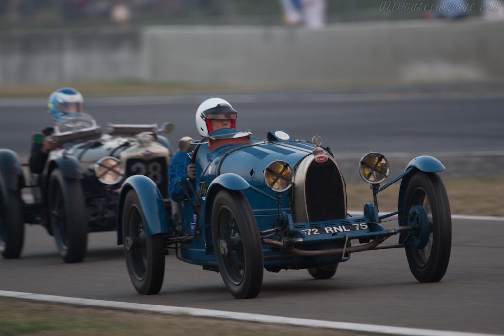 Bugatti Type 37A    - 2010 Le Mans Classic