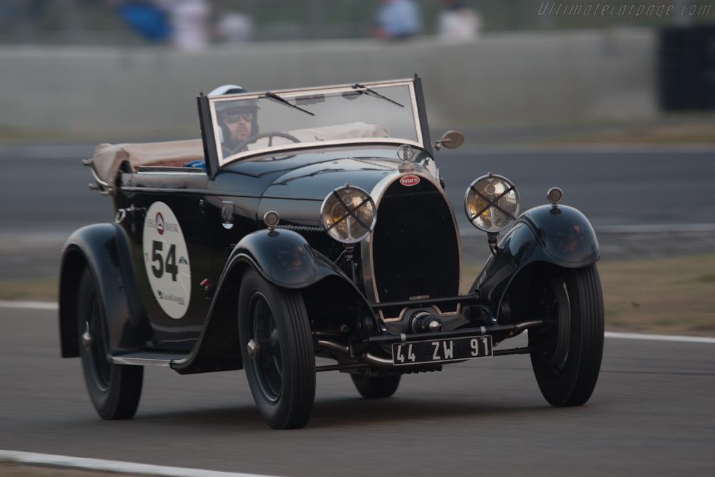 Bugatti Type 44    - 2010 Le Mans Classic