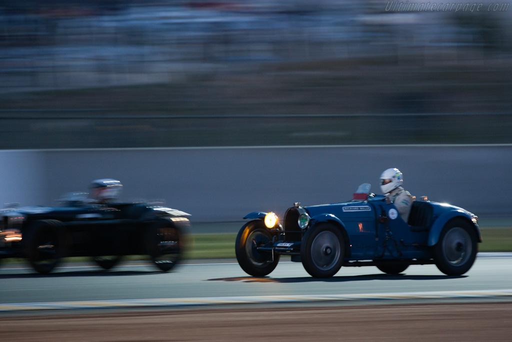 Bugatti Type 51   - 2010 Le Mans Classic