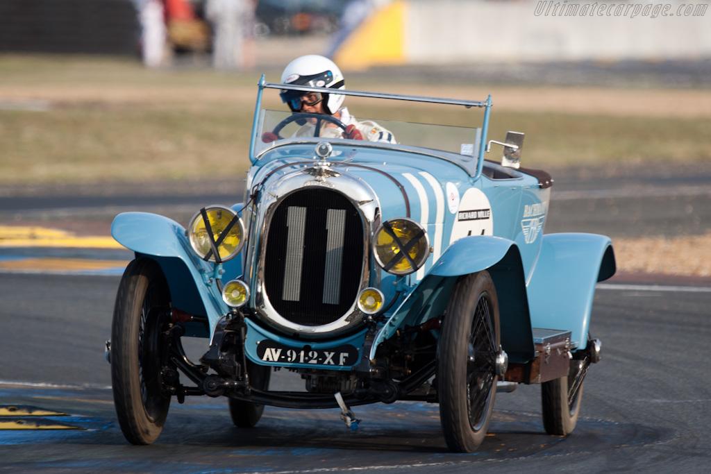 Chenard & Walcker 2 Litre Sport    - 2010 Le Mans Classic