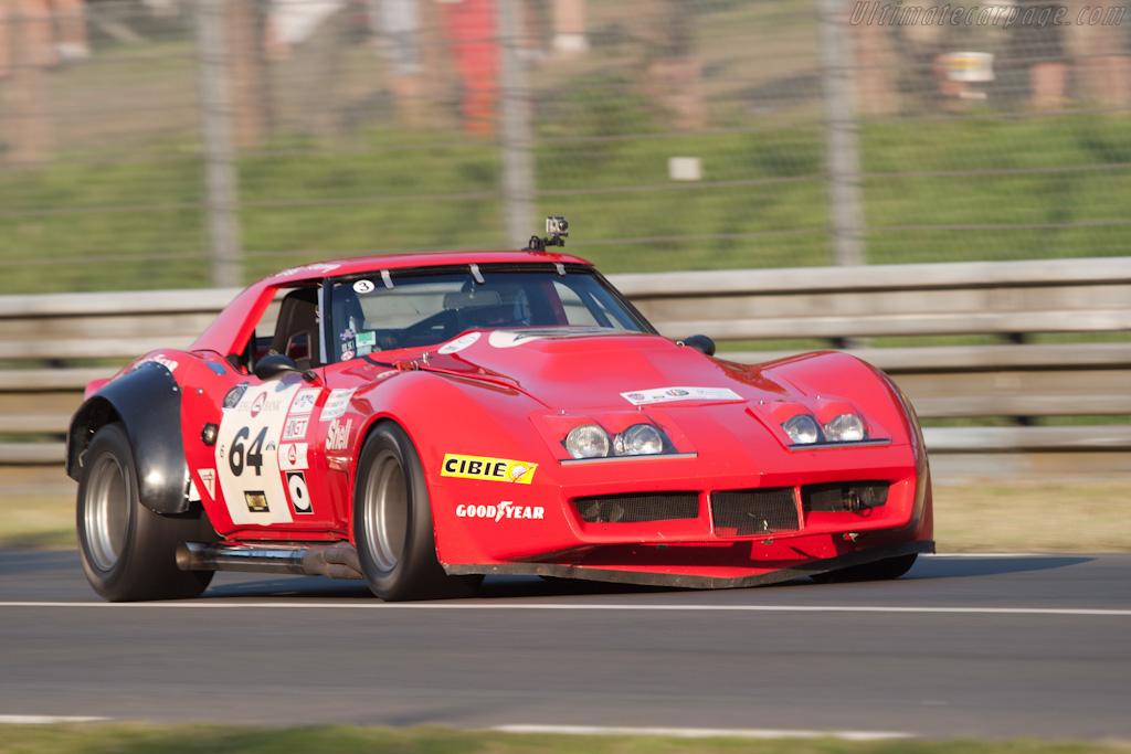 Chevrolet Corvette    - 2010 Le Mans Classic