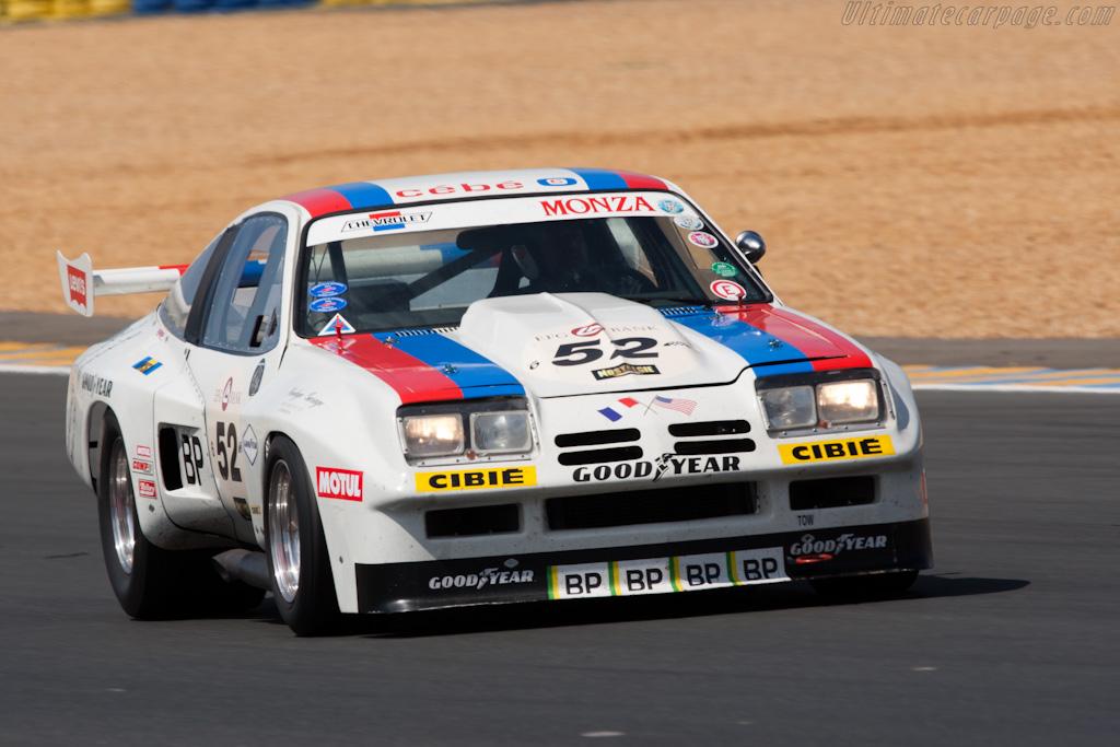 Chevrolet Dekon Monza    - 2010 Le Mans Classic