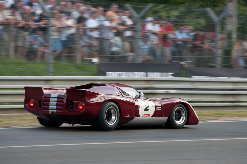 Chevron B16 - Chassis: CH-DBE-4  - 2010 Le Mans Classic