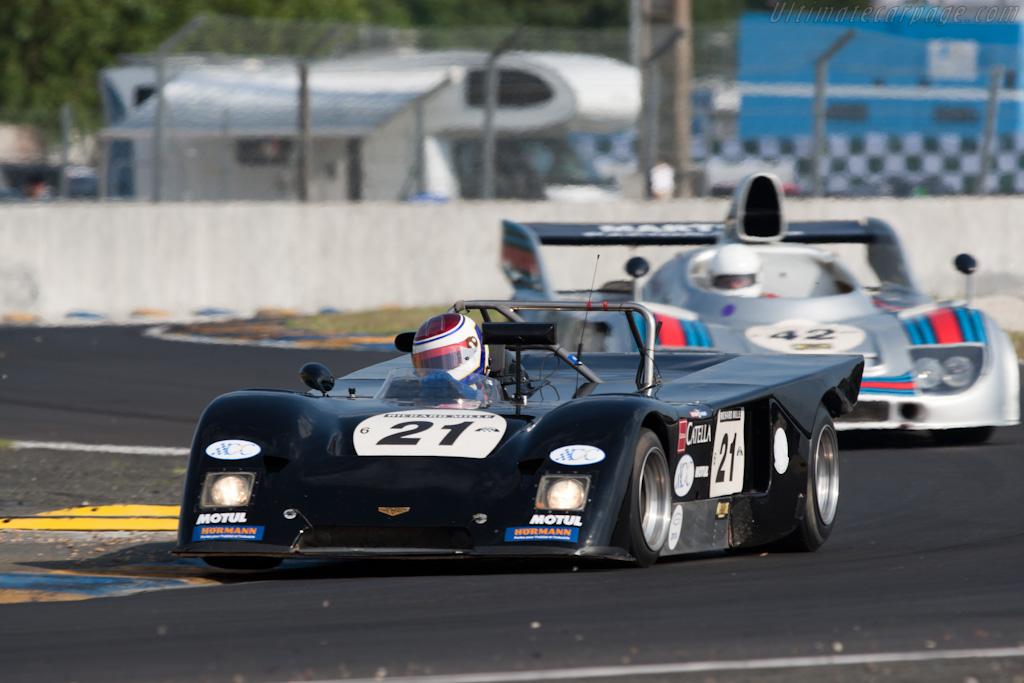 Chevron B21    - 2010 Le Mans Classic
