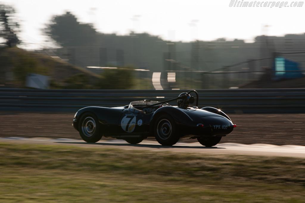 Cooper T38 - Chassis: CJ-3-55   - 2010 Le Mans Classic