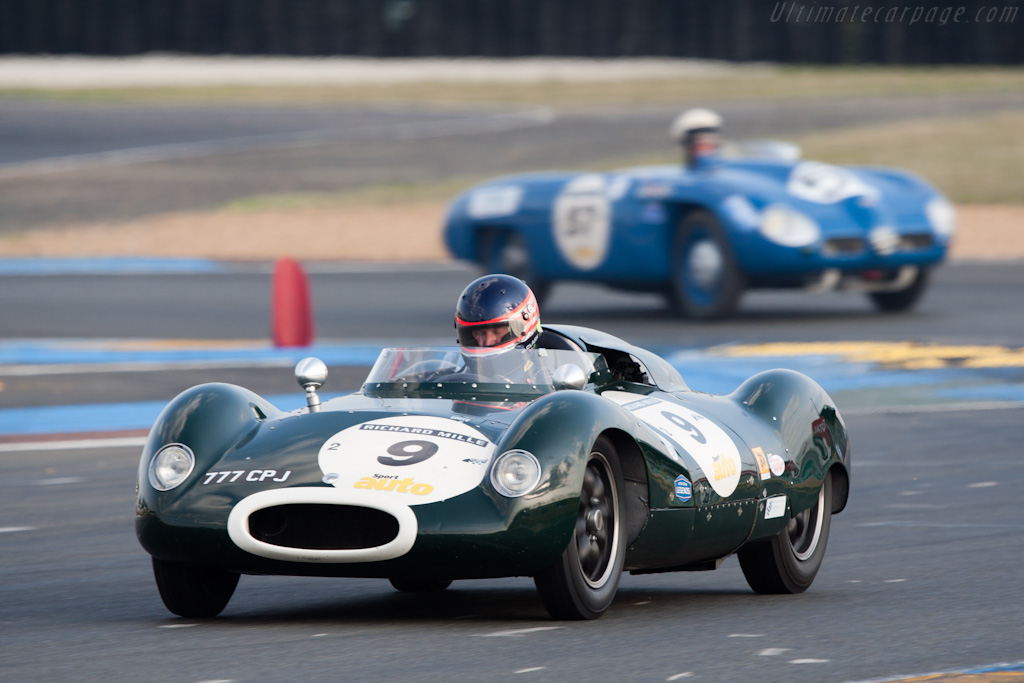Cooper T39    - 2010 Le Mans Classic