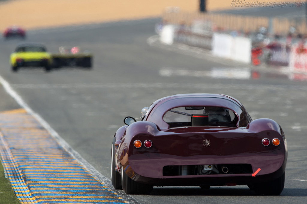 Costin Nathan   - 2010 Le Mans Classic