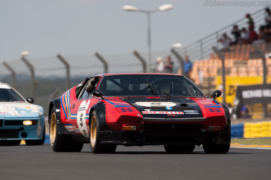 DeTomaso Pantera Group IV - Chassis: 05855   - 2010 Le Mans Classic