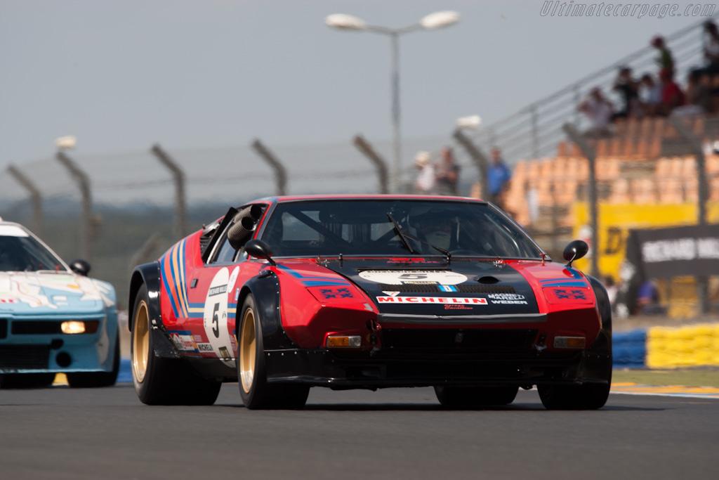 DeTomaso Pantera Group IV - Chassis: 05855  - 2010 Le Mans Classic