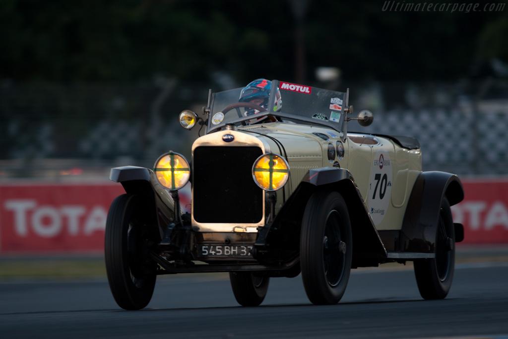 Delage D6    - 2010 Le Mans Classic