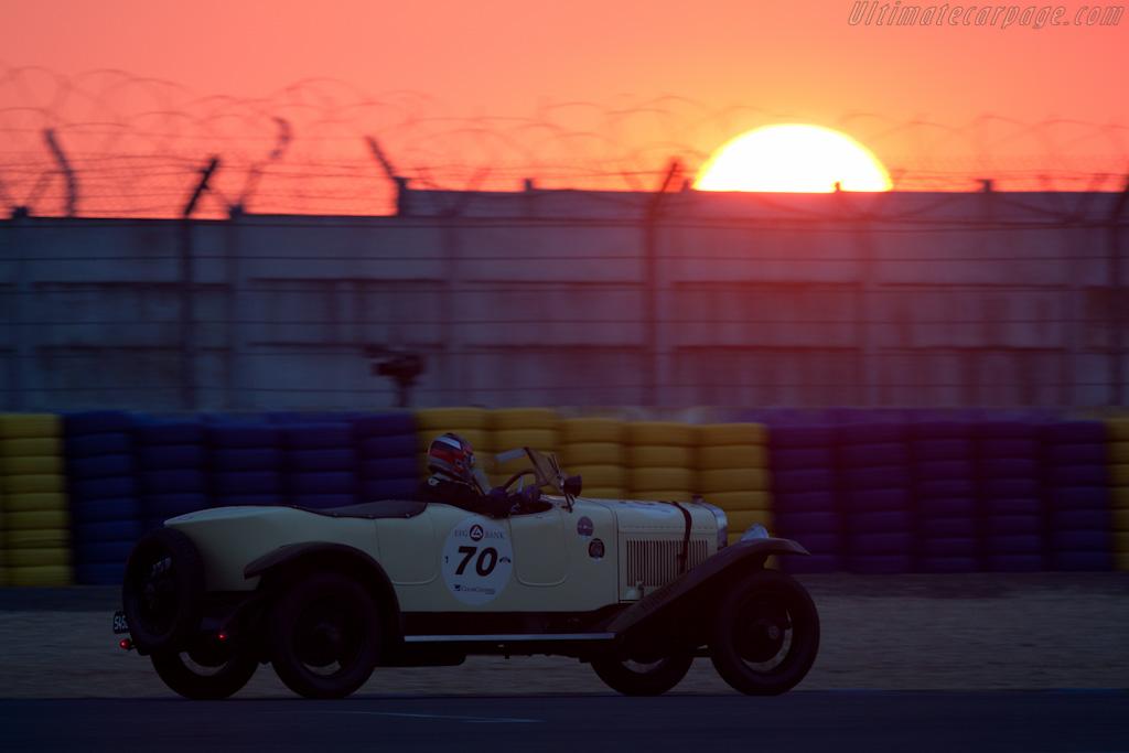 Delage DE     - 2010 Le Mans Classic
