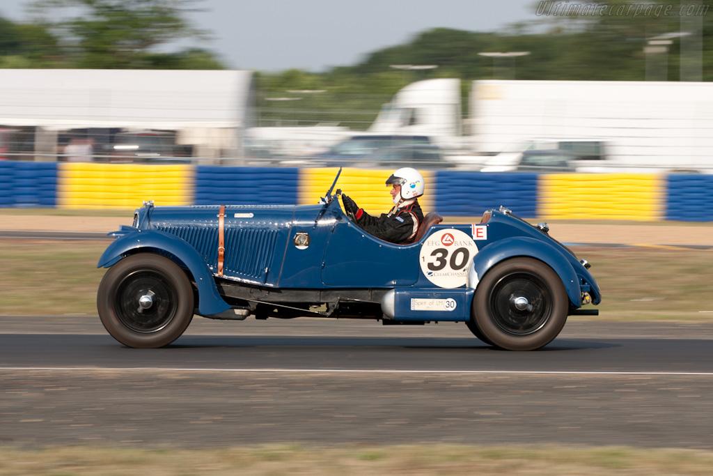 Delahaye 135    - 2010 Le Mans Classic