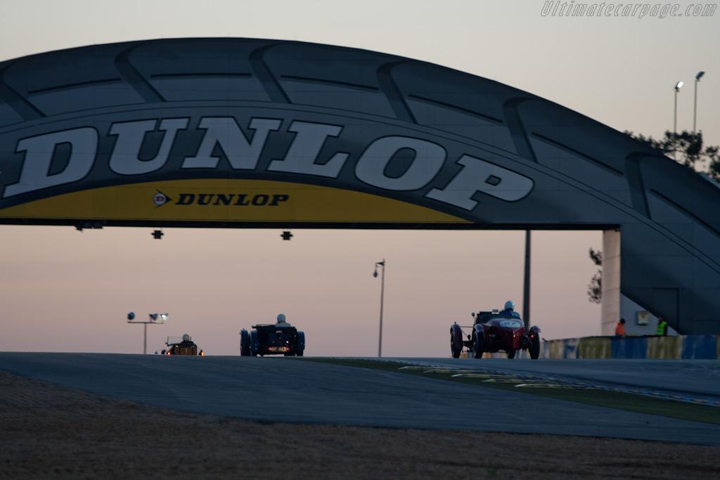 Dunlope Bridge    - 2010 Le Mans Classic