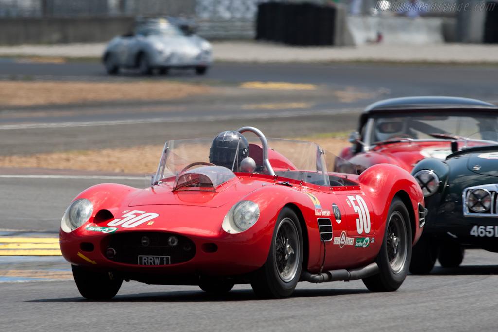 Ferrari 196 S Dino - Chassis: 0776   - 2010 Le Mans Classic