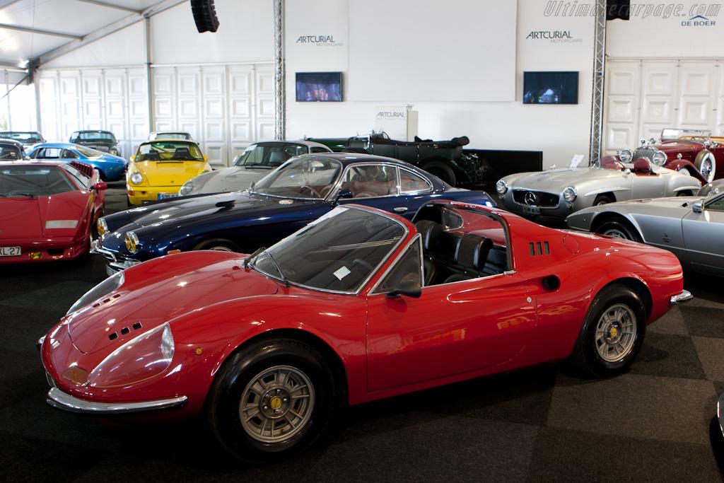 Ferrari 246 Dino GTS - Chassis: 07490   - 2010 Le Mans Classic