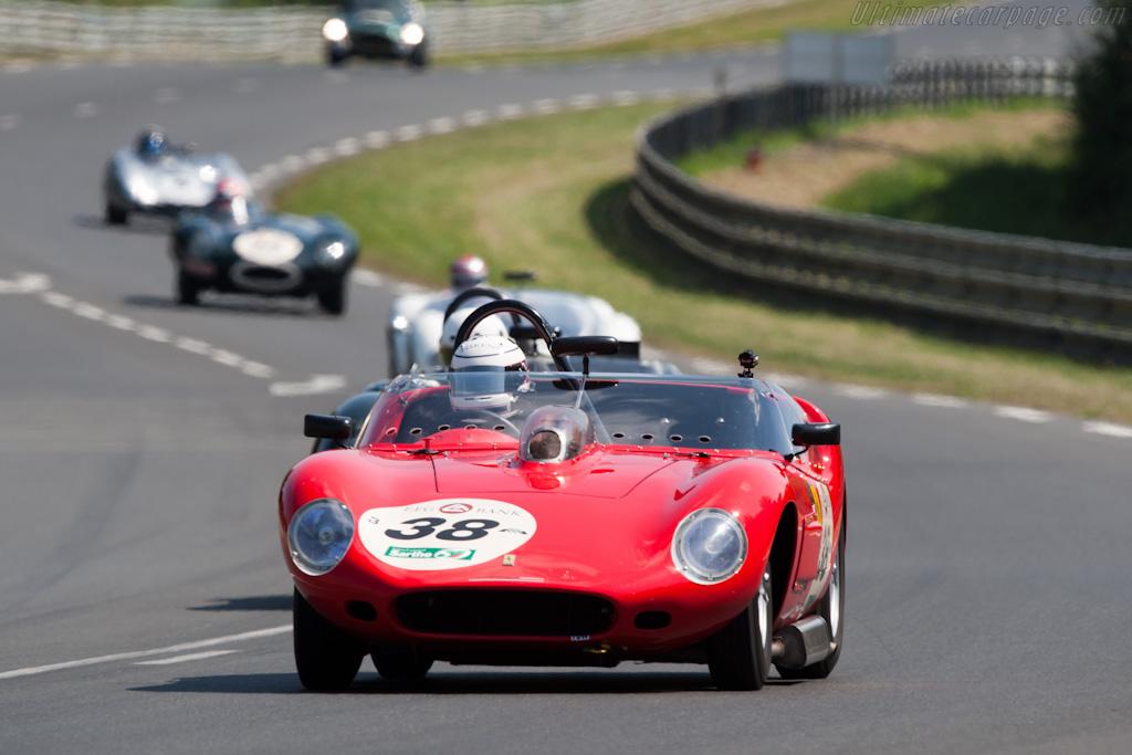 Ferrari 246 S Dino - Chassis: 0784   - 2010 Le Mans Classic