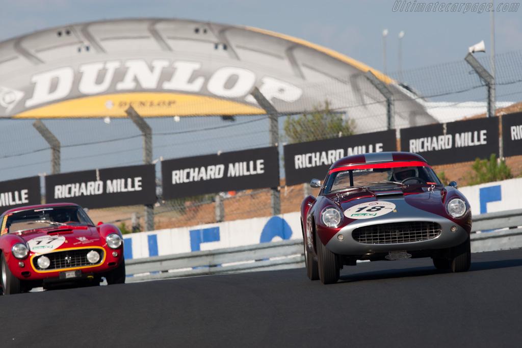 Ferrari 250 GT TdF - Chassis: 1139GT   - 2010 Le Mans Classic